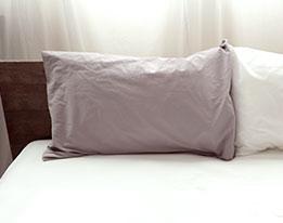 BHカラー枕カバー